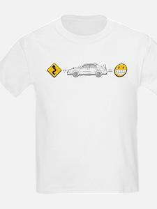 curves subaru fun T-Shirt