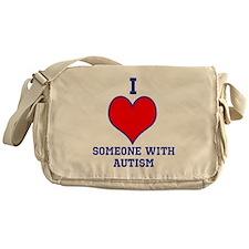 autismawareness2012 Messenger Bag