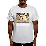 Price's Beauty & Beast Ash Grey T-Shirt