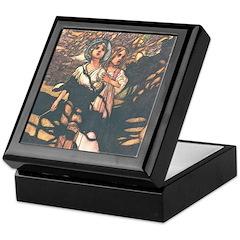 Charles Robinson's Hansel & Gretel Keepsake Box