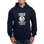 Linux user since 1994 - Hoodie (dark)
