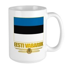 """Estonia Flag"" Mug"