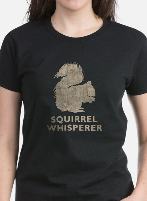 Vintage Squirrel Whisperer Tee