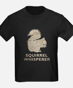 Vintage Squirrel Whisperer T