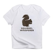 Vintage Squirrel Whisperer Infant T-Shirt