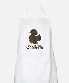 Vintage Squirrel Whisperer Apron