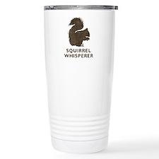 Vintage Squirrel Whisperer Travel Mug
