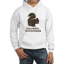 Vintage Squirrel Whisperer Jumper Hoody