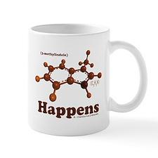 3-Methylindole Happens Mug