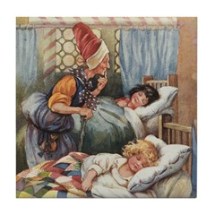 Bowley's Hansel & Gretel Tile Coaster