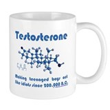 Estrogen mug Coffee Mugs