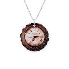 John Sprocket Clockworks necklace