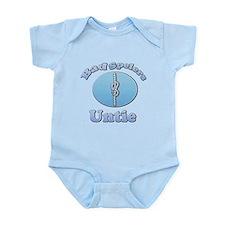 Bad Spelers Untie Infant Bodysuit