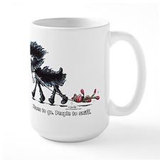 Affenpinscher Places Mug