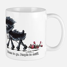 Affenpinscher Places Mug