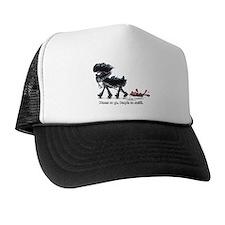 Affenpinscher Places Trucker Hat
