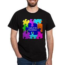 Puzzle Piece autismawareness2012 T-Shirt