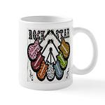 Rock Star Guitars III Mug