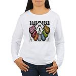 Rock Star Guitars III Women's Long Sleeve T-Shirt