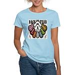 Rock Star Guitars III Women's Light T-Shirt