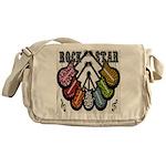 Rock Star Guitars III Messenger Bag