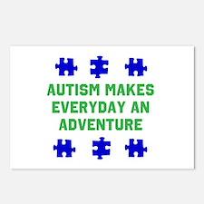 Autism Adventure autismawareness2012 Postcards (Pa