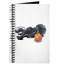 Adorable Affenpinscher Journal