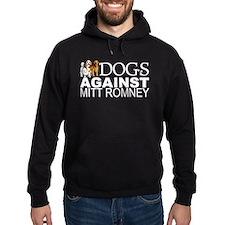 Dogs Against Mitt Romney Hoody