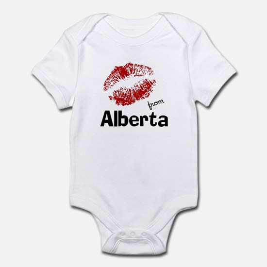 Kisses from Alberta Infant Bodysuit