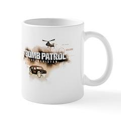 Bomb Patrol Blast Mug