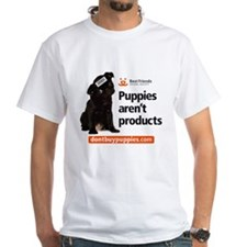 dontbuypuppiesFRONT T-Shirt