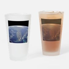 Florida From Space - Drinking Glass