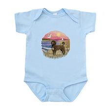 PinkSunset - PWD(brn) Infant Bodysuit
