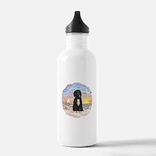 OceanSunrise-PWD5bw Water Bottle