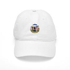 Palms-PWD 5bw Baseball Baseball Cap