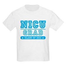 nicugrad2011blue T-Shirt