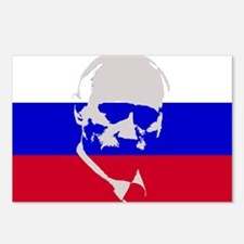Putin Postcards (Package of 8)