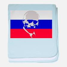 Putin baby blanket