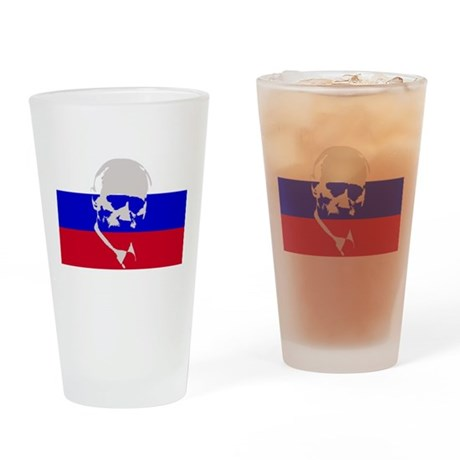 Putin Drinking Glass