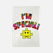 I'm Special! Autism Awareness Rectangle Magnet
