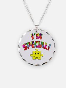 I'm Special! Autism Awareness Necklace