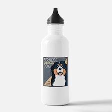 Bernese-Kiss.Snuggle.Repeat. Water Bottle