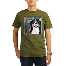 Bernese-Kiss.Snuggle.Repeat. T-Shirt
