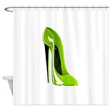 Unique Stilettos Shower Curtain