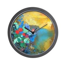Redon Ophelia Wall Clock