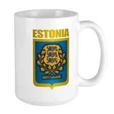"""Estonia Gold"" Mug"