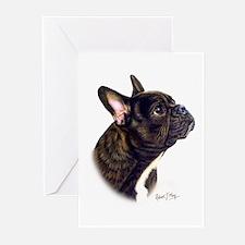 French Bulldog Greeting Cards (Pk of 20)