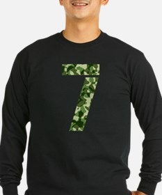 Number 7, Camo T
