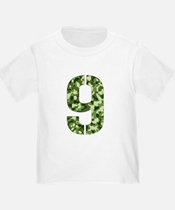Number 9, Camo T