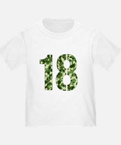 Number 18, Camo T
